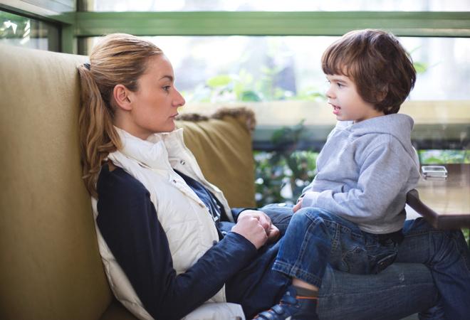 Что делать, когда злишься на ребенка