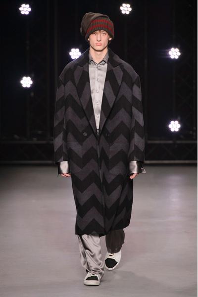 Неделя мужской моды в Лондоне: главные показы | галерея [1] фото [9]