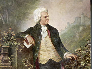 Моцарт начал сочинять музыку в 6 лет
