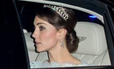 Кейт Миддлтон копирует стиль принцессы Дианы