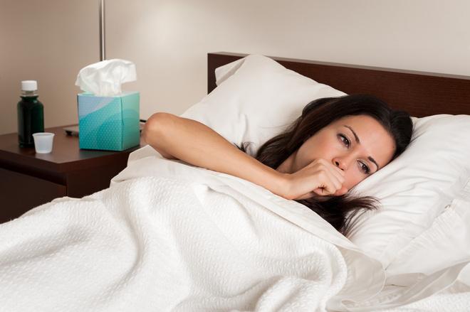 ночной кашель причины