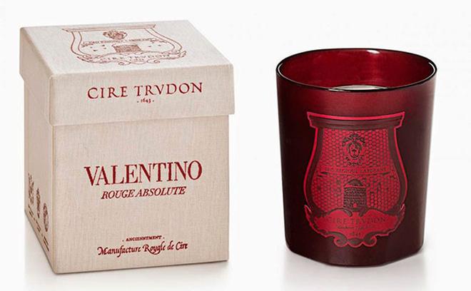 Valentino и Cire Trudon Rouge Аbsolute
