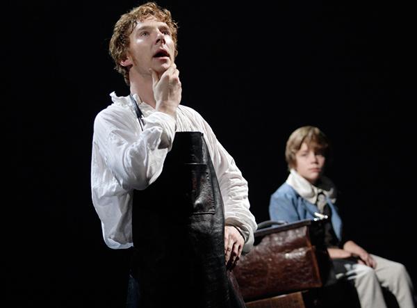 TheatreHD «Франкенштейн: Камбербэтч»
