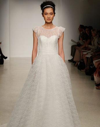 Свадебное платье Christos 2013