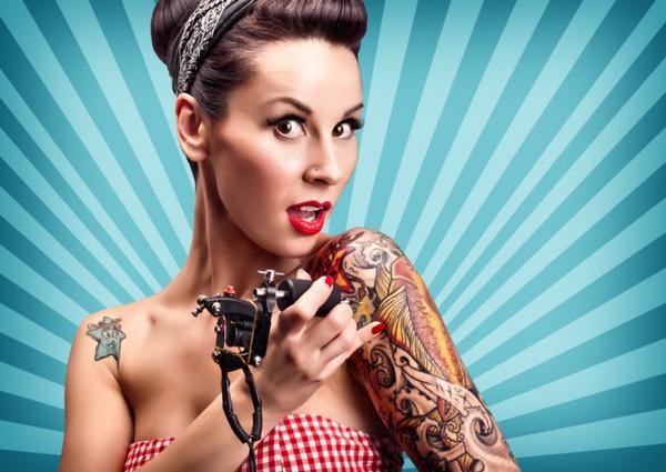Популярные татуировки