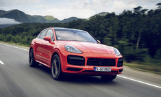 Porsche Cayenne: премиальный кроссовер-купе