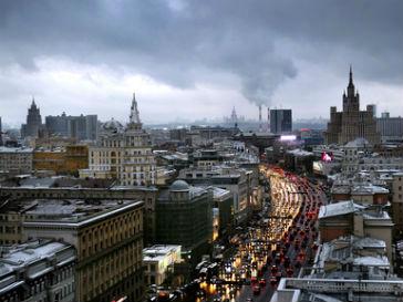 Москвичей ожидает резкое похолодание