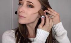 Вкусный макияж: бьюти-блогер заменила косметику едой