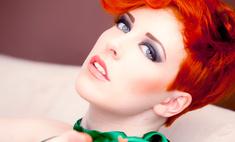 Модная стрижка на рыжие волосы: стили и оттенки