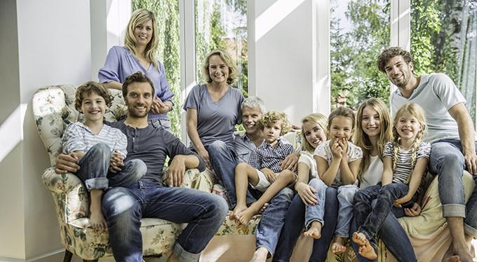 Как провести праздники без семейных ссор