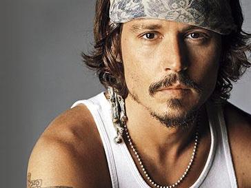 Джонни Депп (Johny Depp) не любит относиться к себе слишком серьезно