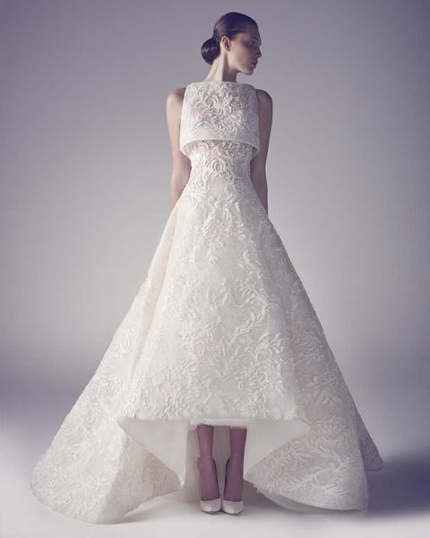 ЗАМУЖ НЕВТЕРПЕЖ: 10 самых красивых свадебных коллекций сезона | галерея [1] фото [5]