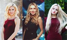 Топ-10 очаровательных блондинок Курска