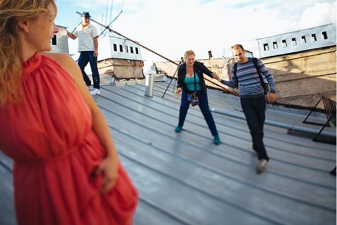 Прогулки по крышам Санкт-Петербурга: фото, цены, контакты