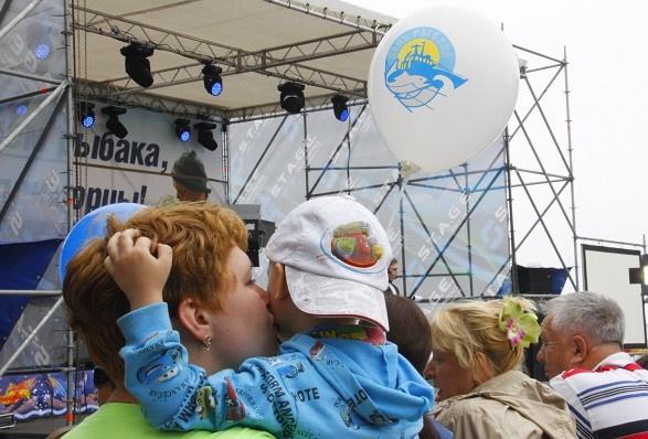 День рыбака в Приморье любят