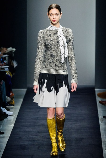 Неделя моды в Милане: день четвертый | галерея [1] фото [9]
