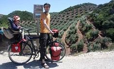 Андалусия: большое велоприключение маленькой семьи