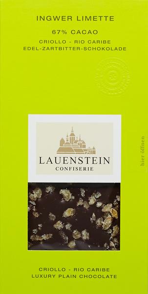 Горький шоколад Confiserie Lauenstein — настоящий афродизиак для меня. Особенно люблю сорт Ginger Lime.
