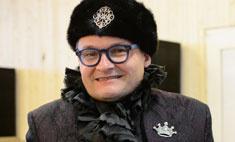 Александр Васильев открывает экспозицию «Звуки моды»