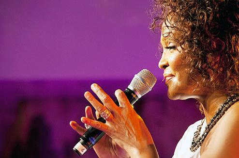 Уитни Хьюстон (Whitney Houston) умерла