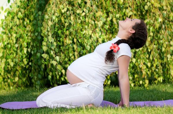 Вес во время беременности