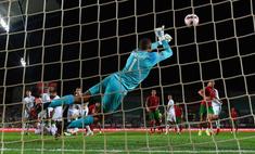Минута мячания: пощечина от Рональду, ковидный бардак в Бразилии, сборная России с Карпиным