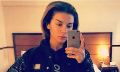 Седокова впервые показала свое фото без макияжа