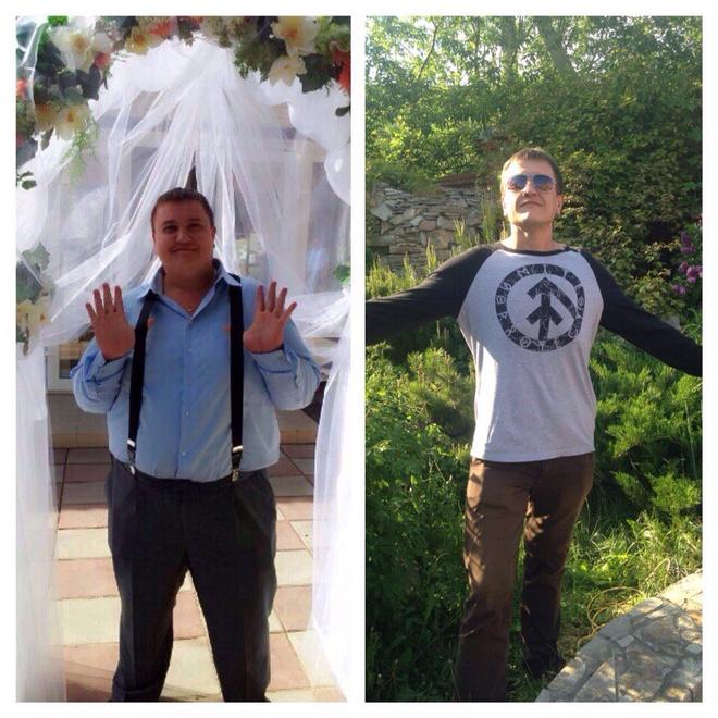 Похудевший казанец выиграл в шоу «Взвешенные люди»