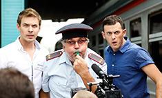 300 самарцев на съемках комедии «Вокзал для своих»