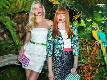 Капсульная коллекция платьев для выпускного от Kira Plastinina лето-2013