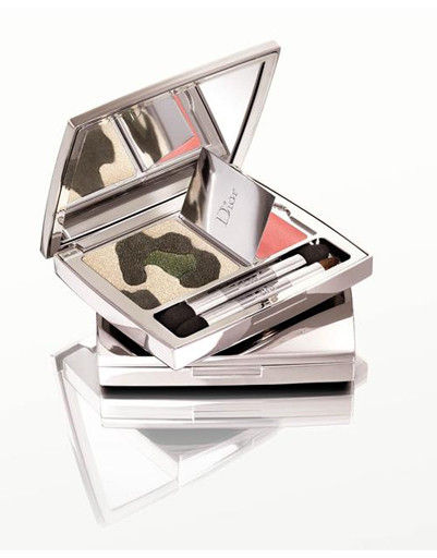 """Коллекция макияжа """"Золотые джунгли"""" от Dior, сезон осень-2012"""