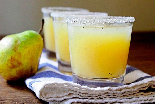 Лимонад из груши