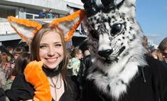 Неформалы в Новосибирске: самые яркие персонажи фестиваля ZNАКИ