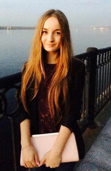 Надежда Глазунова, студентка, фото