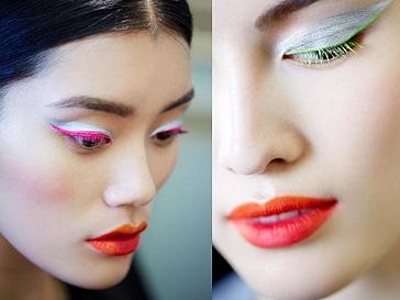 Коллекция макияжа Christian Dior 2012