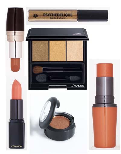 Осенний макияж 2013