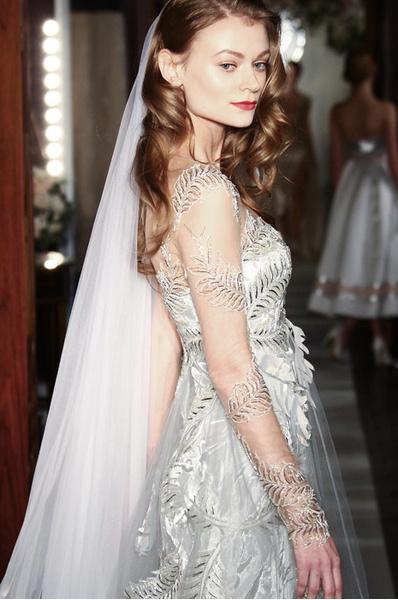 Свадебное платье Valentin Yudashkin осень-2017
