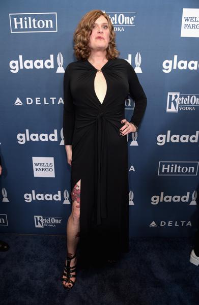 Лилли Вачовски на GLAAD Media Awards