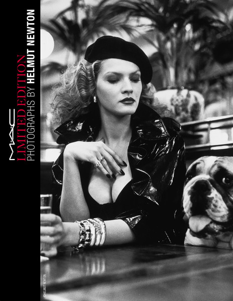 MACLimitedEdition Photographs by Helmut Newton