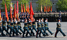 В Москве начинаются репетиции парада Победы