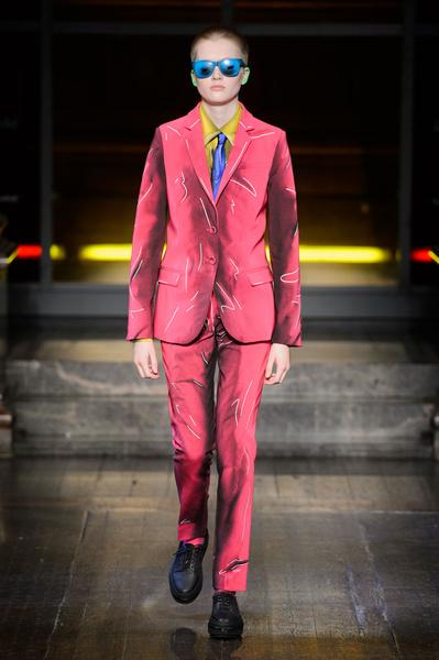 Неделя мужской моды в Лондоне: главные показы   галерея [2] фото [9]