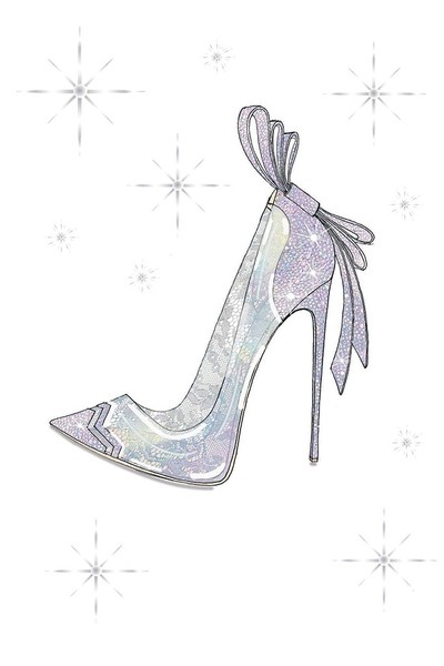Известные дизайнеры обуви представили свои версии туфель Золушки | галерея [1] фото [4]