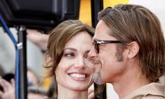 Анджелина Джоли и Брэд Питт сообщили дату свадьбы