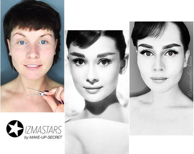 Анна Измайлова визажист уроки отзывы фото образы звезд