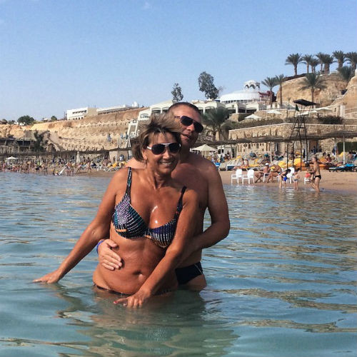 Лариса Копенкина с новым любовником фото