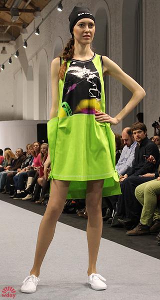 Дизайнер Татьяна Бочкарева, коллекция весна-лето 2016, фото