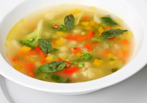 Как похудеть на суповых диетах