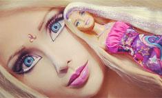 Внезапно: «Живая Барби» из Одессы стала певицей