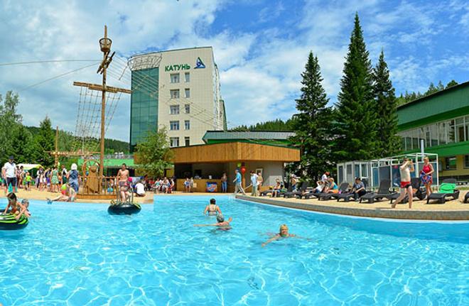 Санаторий «Курорт Белокуриха»