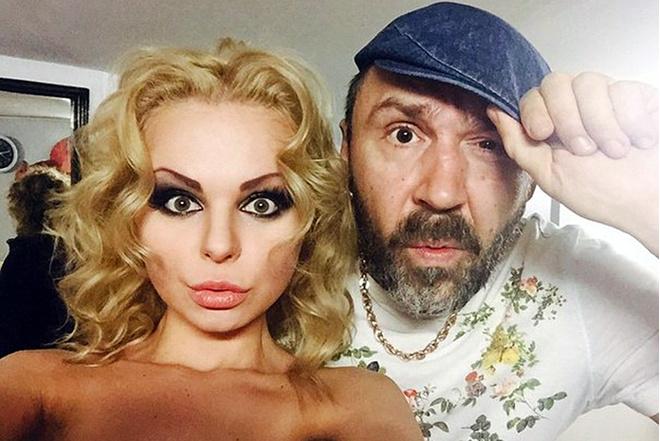 Сергей Шнуров запретил Алисе Вокс исполнять песню На Лабутенах